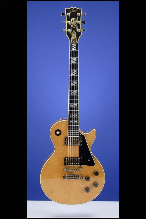 Les Paul Custom Guitars | Fretted Americana Inc