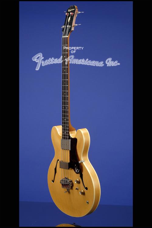 Rivoli EBV-232-N Guitars | Fretted Americana Inc