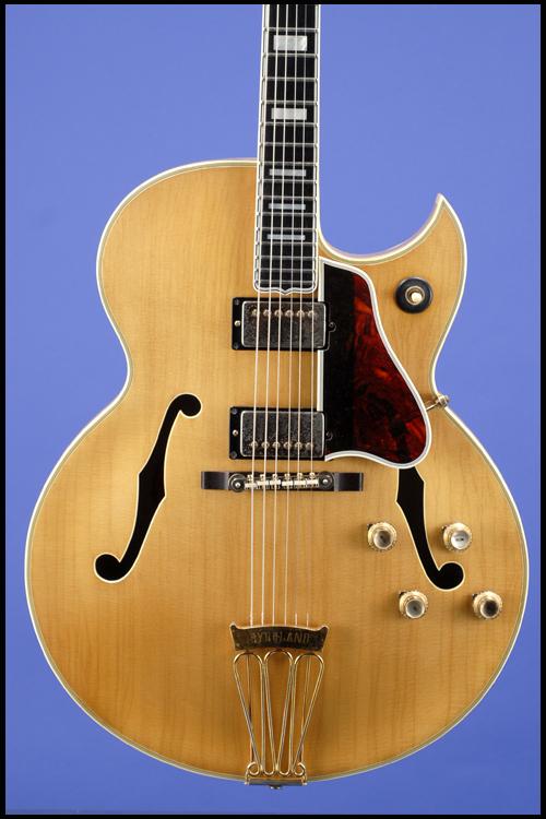Byrdland Guitars Fretted Americana Inc