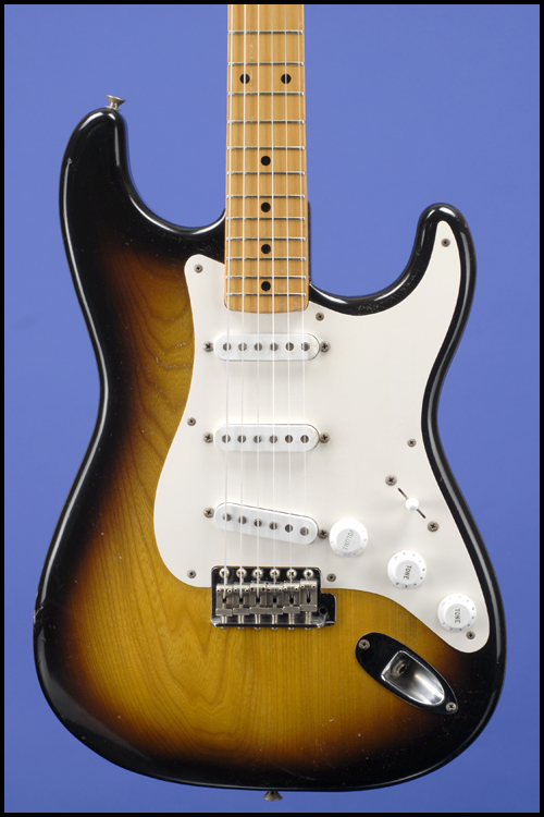 stratocaster guitars fretted americana inc. Black Bedroom Furniture Sets. Home Design Ideas