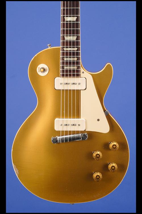Les Paul Standard Gold Top Guitars