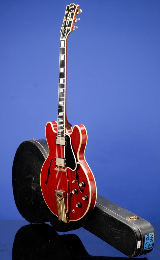 Es 355 Td Mono Guitars Fretted Americana Inc