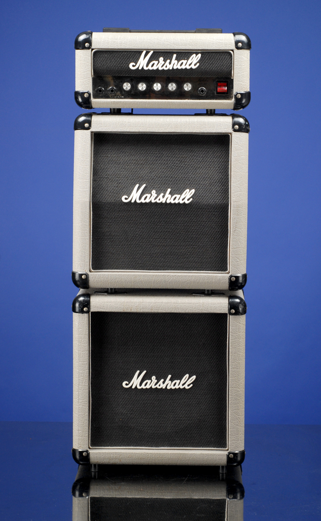 Silver Jubilee Stack Amplifiers Fretted Americana Inc