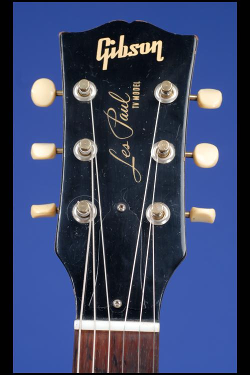 Les Paul Tv Junior Guitars Fretted Americana Inc