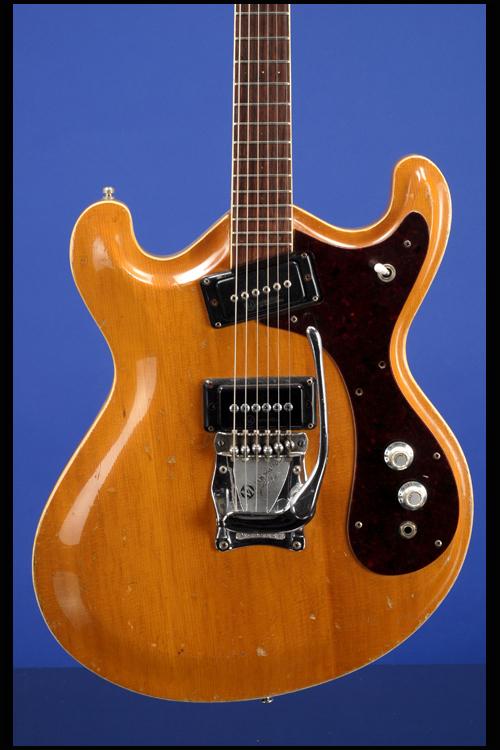 Fast In German >> Joe Maphis Mark 1 Guitars | Fretted Americana Inc.