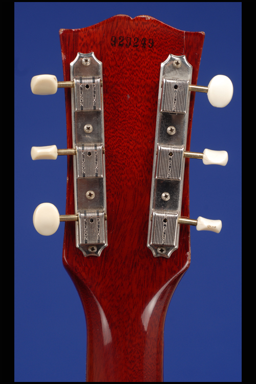 Les Paul Guitars Fretted Americana Inc
