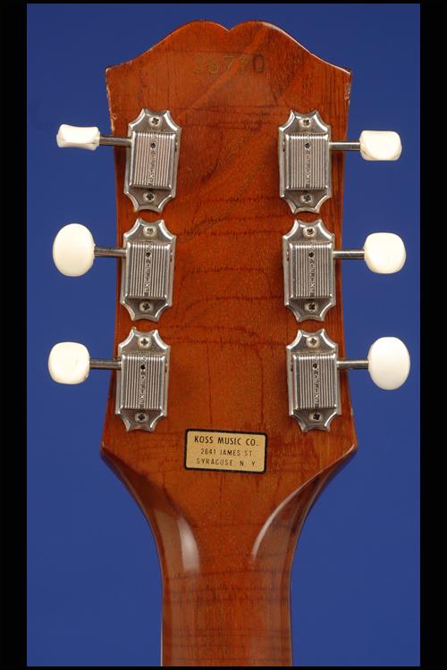 Casino Guitars Fretted Americana Inc
