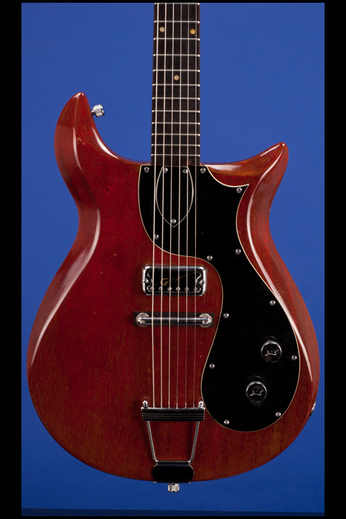 Corvette Guitars Fretted Americana Inc