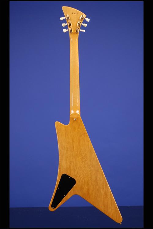 Moderne Heritage Korina Guitars Fretted Americana Inc