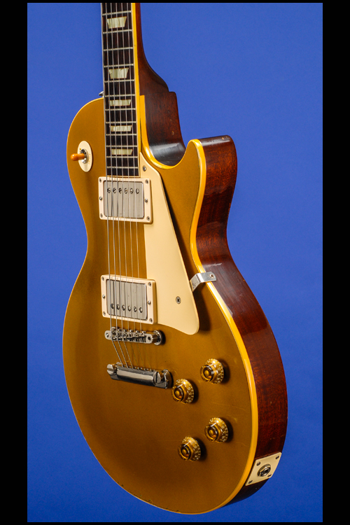 Gibson Gold Top Paint Code