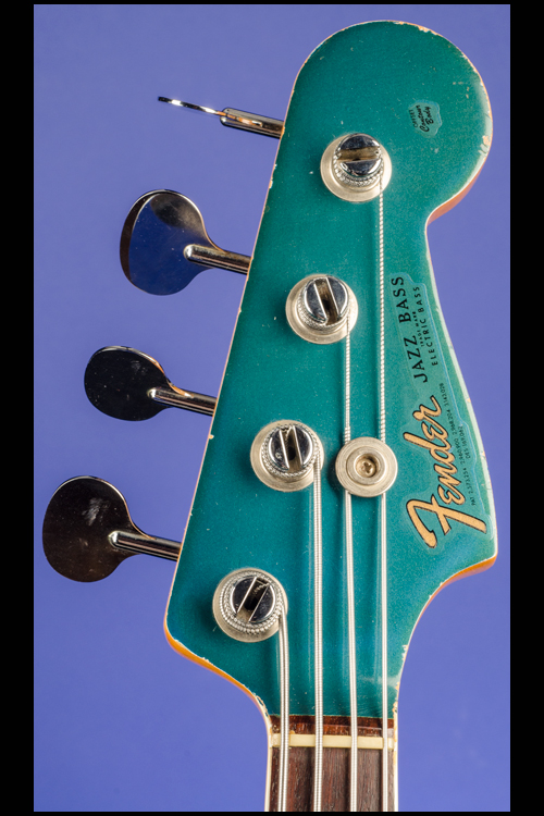 Jazz Bass Guitars Fretted Americana Inc