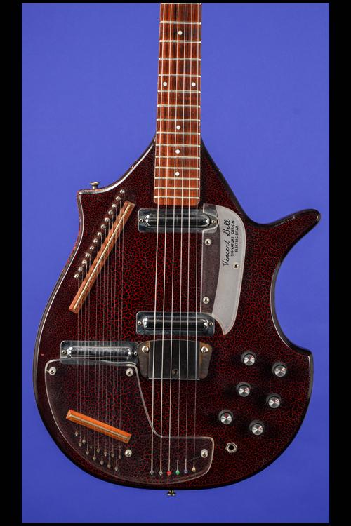 electric sitar model 3s19 vincent bell signature design