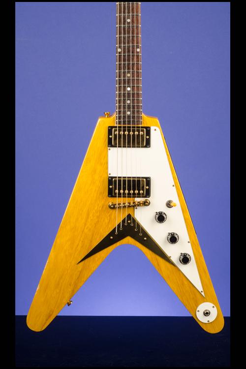 flying v korina 58 reissue guitars fretted americana inc