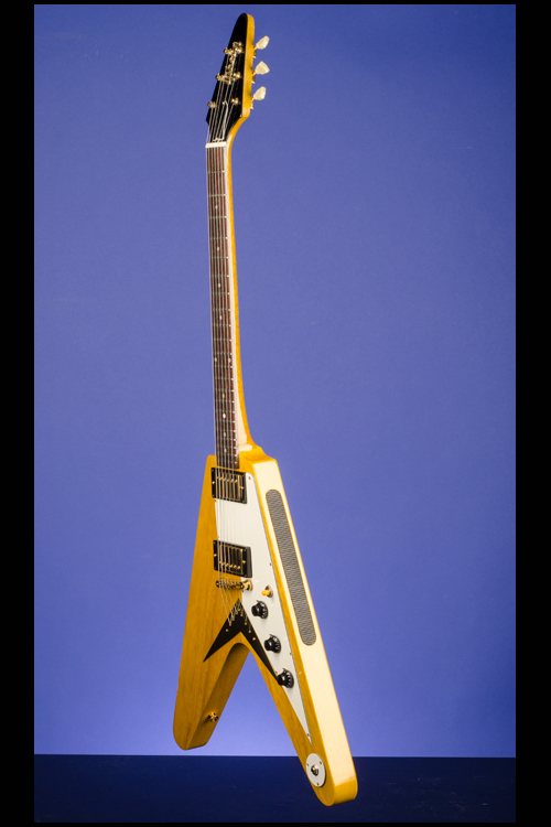 Flying V  U0026 39 Korina U0026 39   U0026 39 58 Reissue Guitars