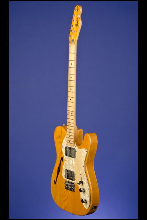 telecaster thinline guitars fretted americana inc