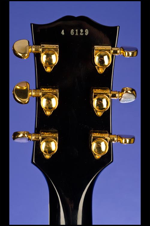 Les Paul Custom Historic 54 Guitars Fretted Americana Inc