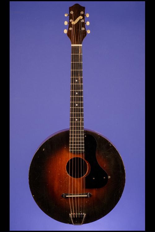 rhumba guitars fretted americana inc. Black Bedroom Furniture Sets. Home Design Ideas