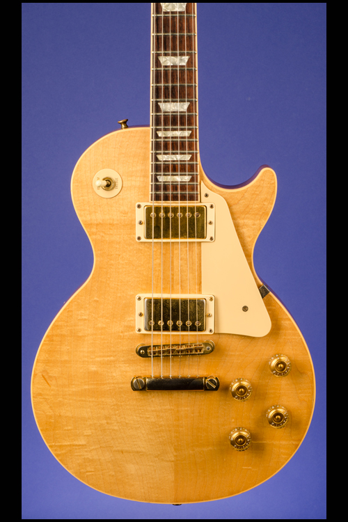 les paul standard 1960 re issue guitars fretted americana inc. Black Bedroom Furniture Sets. Home Design Ideas