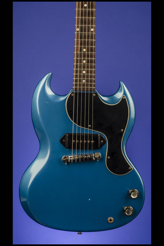 sg les paul junior guitars fretted americana inc. Black Bedroom Furniture Sets. Home Design Ideas