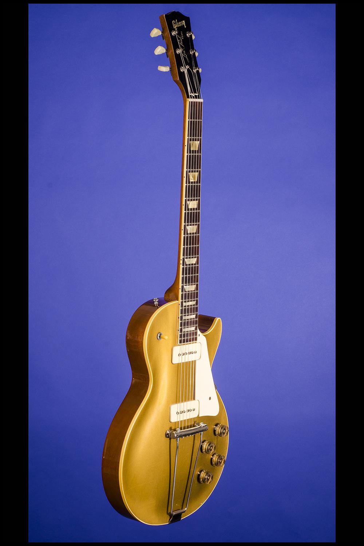 les paul standard gold top 1953 gibson ga 30 combo amplifier guitars fretted americana inc. Black Bedroom Furniture Sets. Home Design Ideas