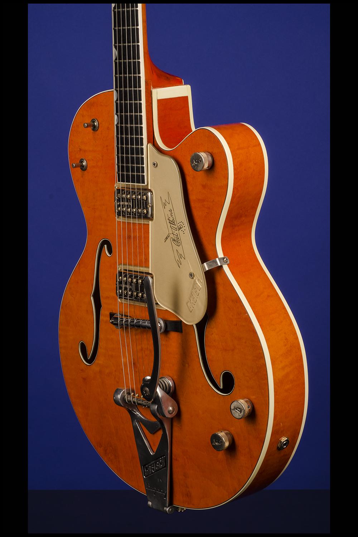 6120 chet atkins hollow body brian setzer version guitars fretted americana inc. Black Bedroom Furniture Sets. Home Design Ideas