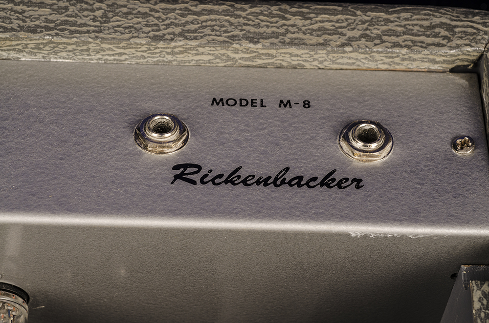 m 8 amplifier amplifiers fretted americana incRickenbacker Amp Schematic #20