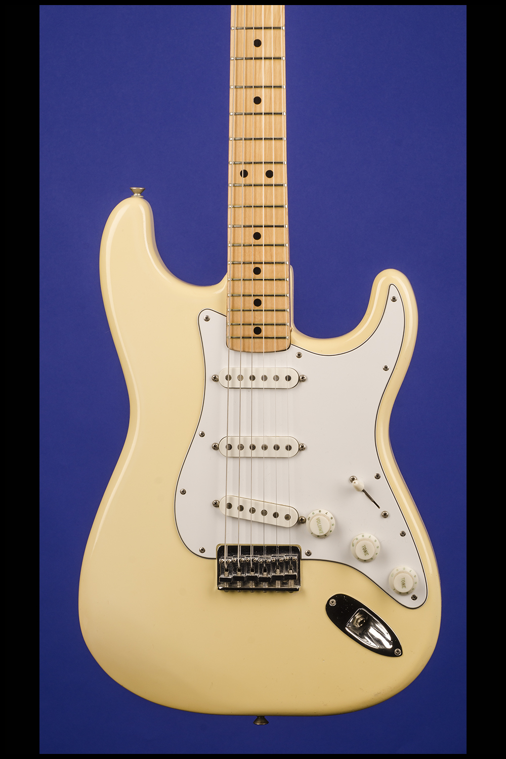 Stratocaster (Hardtail) Guitars | Fretted Americana Inc