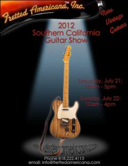 Southern California Guitar Show