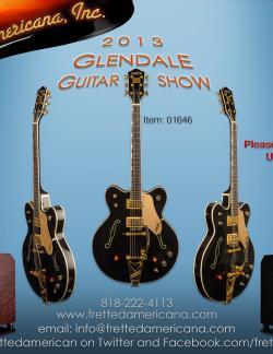 Glendale Guitar Show 2013