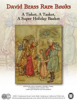 A Tisket, A Tasket, A Super Holiday Basket Part 1
