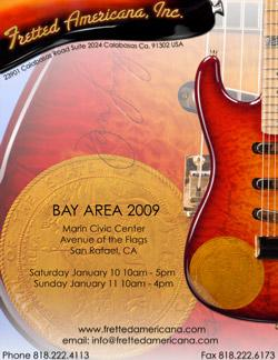 picture of Marin Guitar Show Catalog for year 2013