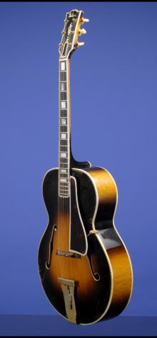 1939 Gibson Advanced L-5