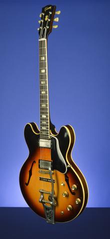1965 Gibson ES-335TD Custom Factory Bigsby