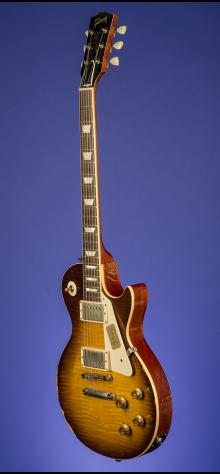 2013 Gibson Joe Perry '59 Les Paul Standard aged by Tom Murphy