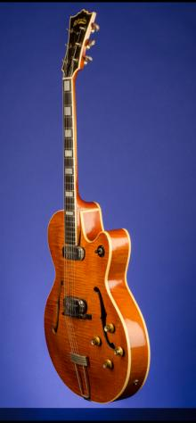 1960 D'Angelico Excel Double Electric