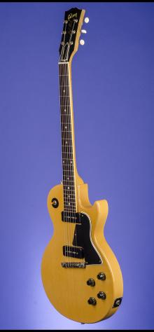 "1957 Gibson Les Paul ""TV"" Special"