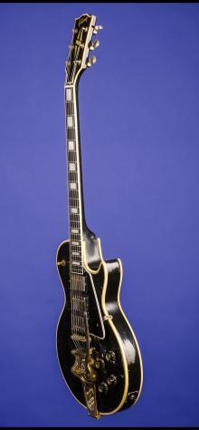 "1960 Gibson Les Paul Custom ""Black Beauty"" Factory Bigsby"