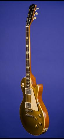 1958 Gibson Les Paul Standard PAF Gold Top, Mahogany