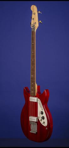 1970 Micro-Frets Signature Bass (Fretless)