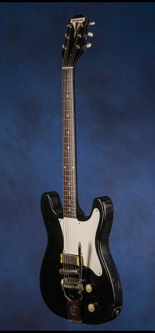1959 Epiphone Moderne Black - Coronet (first generation)