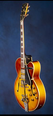 1960 Gibson ES-5 Switchmaster - Factory Bigsby B7 'Long-Arm'