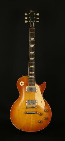 1958 Gibson Les Paul Standard Sunburst