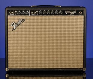 1963 Fender Vibroverb AA763 (40 watts, 1 x 15).