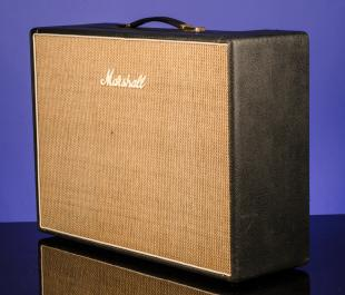 "1968 Marshall Model 1973 20W  2 x 12""  'Plexiglass' Combo Lead & Bass Model"