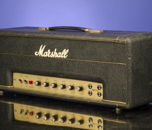 1969 Marshall JMP-50 Plexi (Model 1987 Lead & Bass)