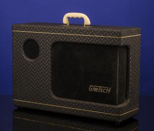 1958 Gretsch 6161 Electromatic Dual Twin Amplifier with Tremolo