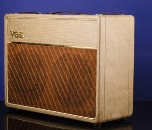 1962 Vox AC-15 Twin Combo