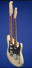 1992 Fender Custom-Shop Double-Neck Telecaster/12 String (Fred Stuart)