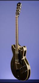 1966 Guild Starfire IV Ebony