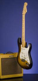 2007 Fender George Fullerton 50th Anniversary '57 Stratocaster Limited Edition S